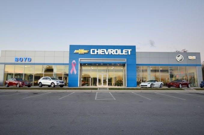 Boyd Chevrolet Cadillac Buick Chevrolet Buick Cadillac Used Car Dealer Service Center Dealership Ratings