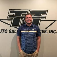 Austin  McCullough at TNT Auto Sales & Services