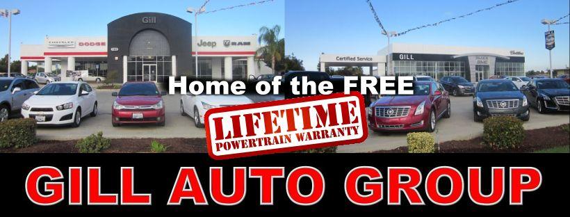 Gill Auto Madera >> Gill Chrysler Dodge Jeep Ram Buick Gmc Cadillac Madera