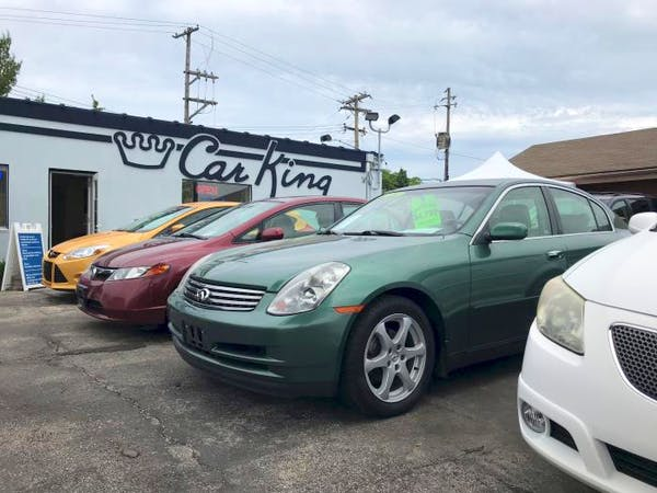 Car King, West Allis, WI, 53214