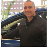 Ronny Gomez at Chapman Ford Lancaster