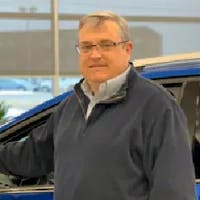 Tim Keyes at Chapman Ford Lancaster