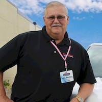 John Meshey at Chapman Ford Lancaster