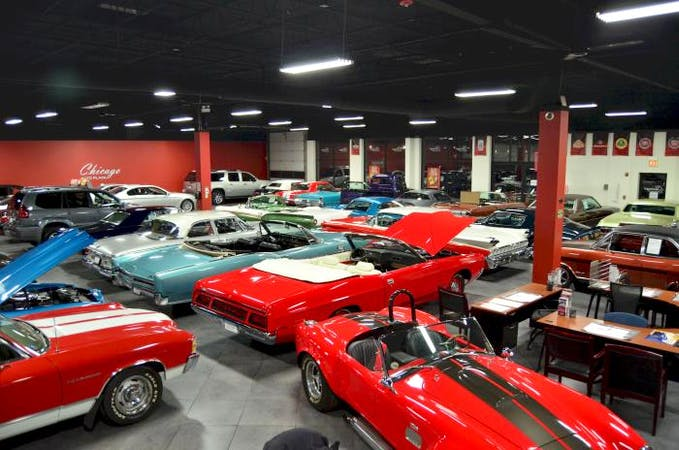Chicago Auto Place, Bensenville, IL, 60106