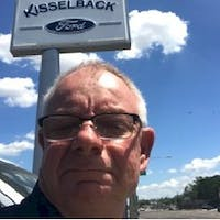 Raymond Cabral at Kisselback Ford