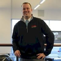 Derek Bridges at Cortese Chrysler Jeep Dodge RAM Mitsubishi