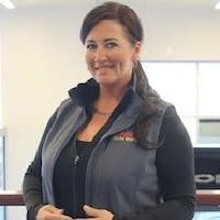 Anna Moretti at Cortese Chrysler Jeep Dodge RAM Mitsubishi