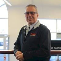 Rick Riola at Cortese Chrysler Jeep Dodge RAM Mitsubishi