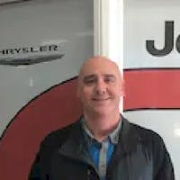 Andy Stersic at C R Chrysler Dodge Jeep RAM of Adrian
