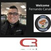 Fernando Canales, Jr. at C R Chrysler Dodge Jeep RAM of Adrian