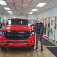 Nathaniel Milner at C R Chrysler Dodge Jeep RAM of Adrian