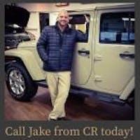 Jake Allen at C R Chrysler Dodge Jeep RAM of Adrian