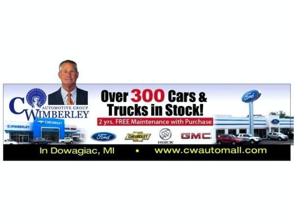 C. Wimberley Chevrolet Buick GMC, Dowagiac, MI, 49047
