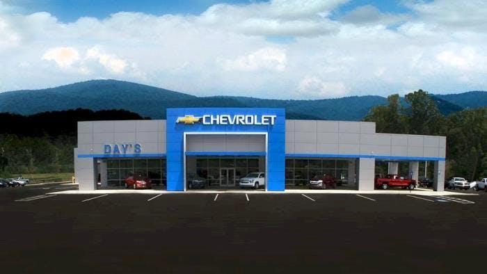 Day's Chevrolet Jasper, Jasper, GA, 30143