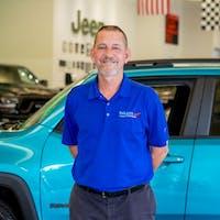 Gregory Goebel at DeLand Chrysler Jeep Dodge Ram