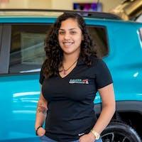 Sandra Amador at DeLand Chrysler Jeep Dodge Ram