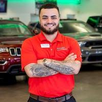 Javier Narvaez at DeLand Chrysler Jeep Dodge Ram