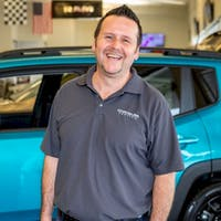 Aaron Goode at DeLand Chrysler Jeep Dodge Ram