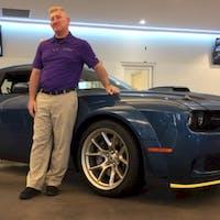 Eli Von DeBaron at DeLand Chrysler Jeep Dodge Ram