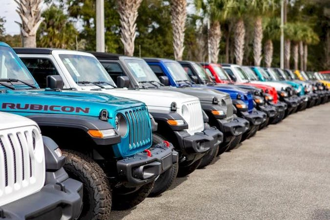 DeLand Chrysler Jeep Dodge Ram, DeLand, FL, 32720