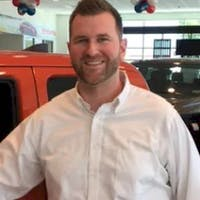 Patrick Donlon at Del Toyota