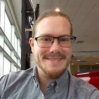 Joshua Leach at Del Toyota