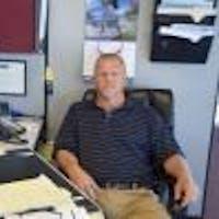 John Roberts at Desoto Ford