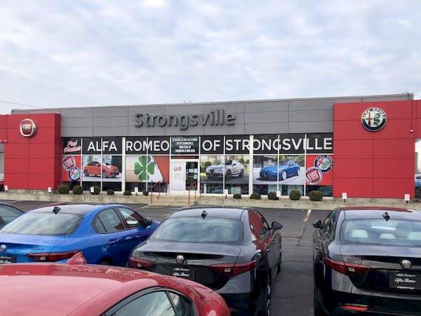 Alfa Romeo Fiat of Strongsville, Strongsville, OH, 44136