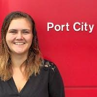 Alexandra Fyffe at Port City Nissan