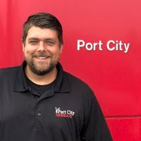 Justin Dostie at Port City Nissan