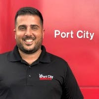 Javier Mendizabal at Port City Nissan