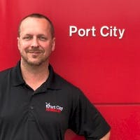 Chris Nash at Port City Nissan