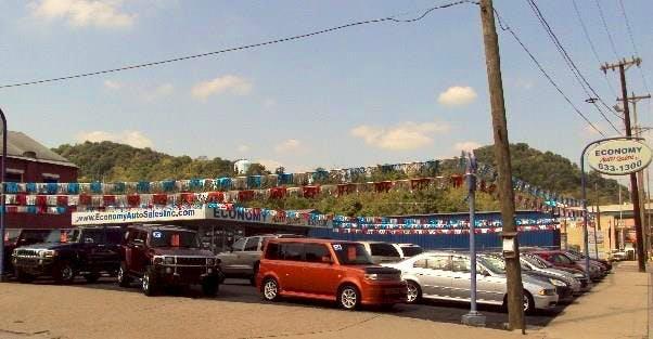 Economy Auto Sales, Martins Ferry, OH, 43935