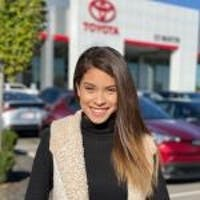 Stephany Cisneros at Ed Martin Toyota