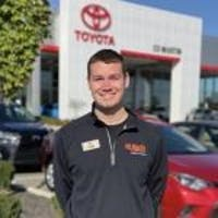 Benjamin Norman at Ed Martin Toyota