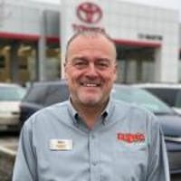 Marc Brown at Ed Martin Toyota