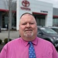 Tony Case at Ed Martin Toyota