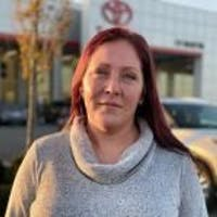 Alicia Taylor at Ed Martin Toyota