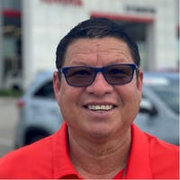Pete Balderas at Ed Martin Toyota