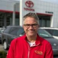 Neal  Graham at Ed Martin Toyota