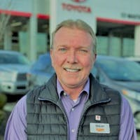 Steve Reeves at Ed Martin Toyota