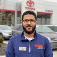 Mohamed Awad at Ed Martin Toyota