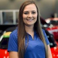 Amber  Greek at Exceptional Motorcar