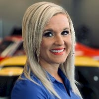 Alyssa Hoffman at Exceptional Motorcar