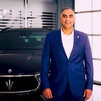 Ash O. at Essence Maserati Alfa Romeo