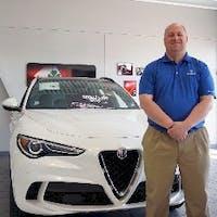 allen johnson at Essence Maserati Alfa Romeo