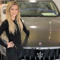 Tatum Nowlin at Essence Maserati Alfa Romeo