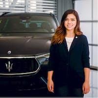 Kim T. at Essence Maserati Alfa Romeo - Service Center