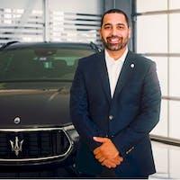 Adam A. at Essence Maserati Alfa Romeo