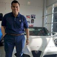 Arturo Amaro at Essence Maserati Alfa Romeo